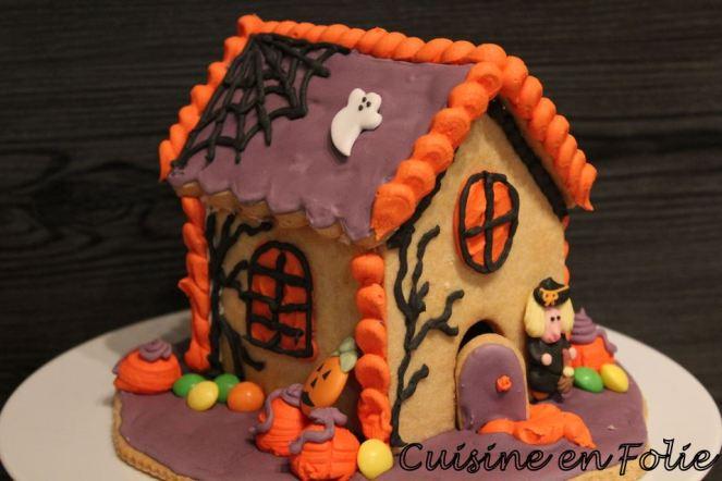 Maison d'Halloween 1