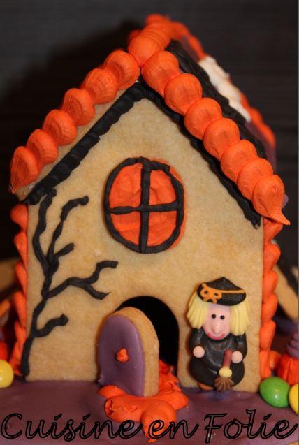Maison d'Halloween 2