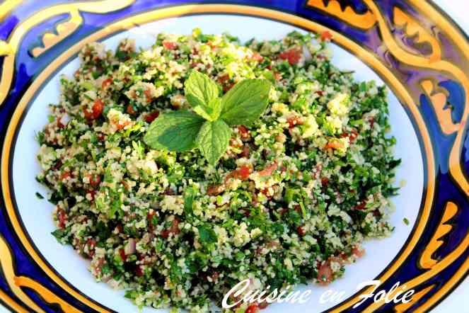 Taboulé libanais-min