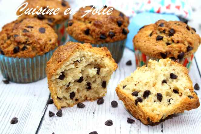 Muffins au levain-min